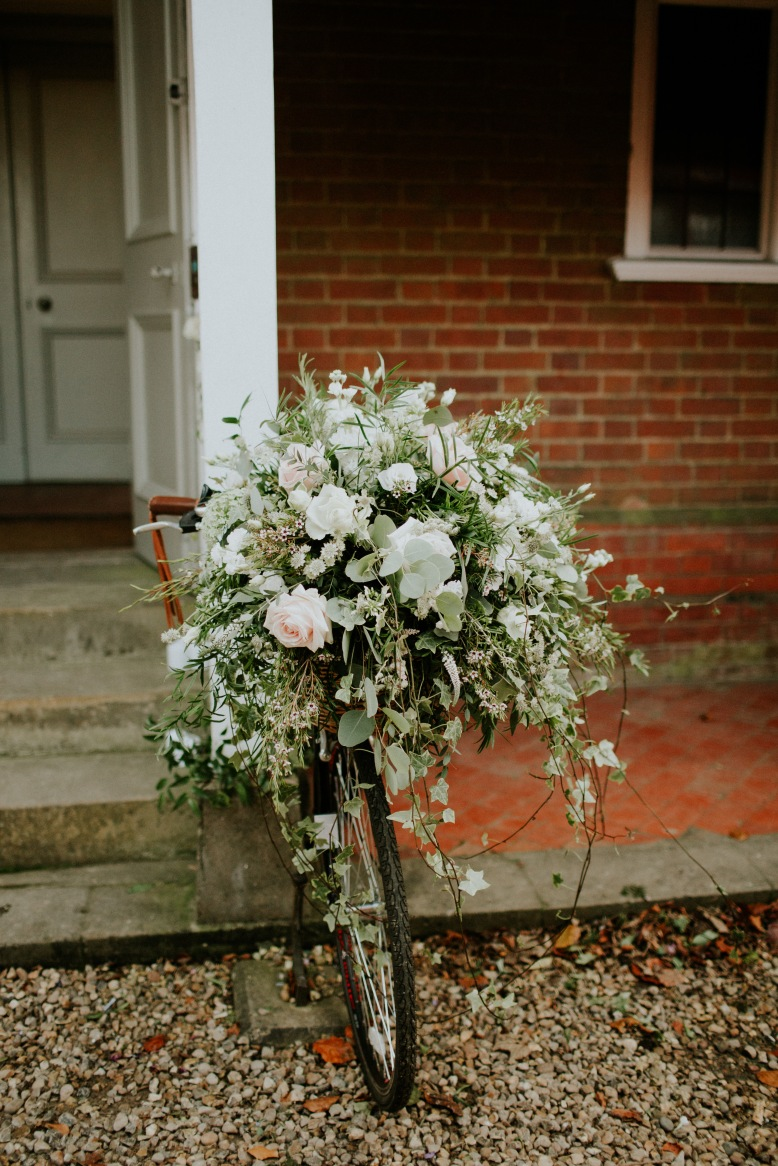 Bike florals